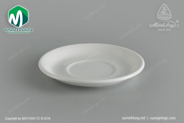 Dĩa lót tách 12 cm Jasmine Ly's Horeca
