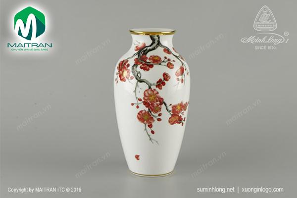 Bình hoa Hoa Đào