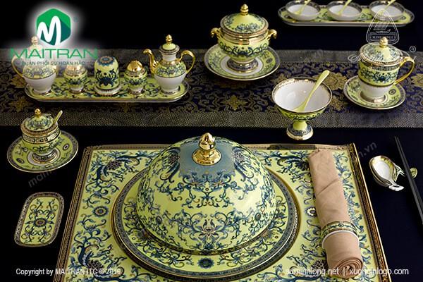 Sản phẩm Hoàng Liên Bộ bàn ăn Hoàng Liên 29 sản phẩm