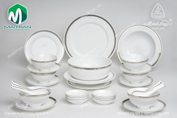 Bộ bàn ăn Sago Thiên Tuế 30sp