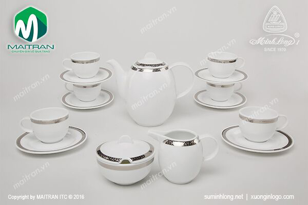 Bộ cà phê 1.3L Thiên Tuế
