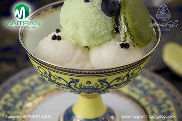 Sản phẩm Hoàng Liên Bộ ly ăn kem Hoàng Liên