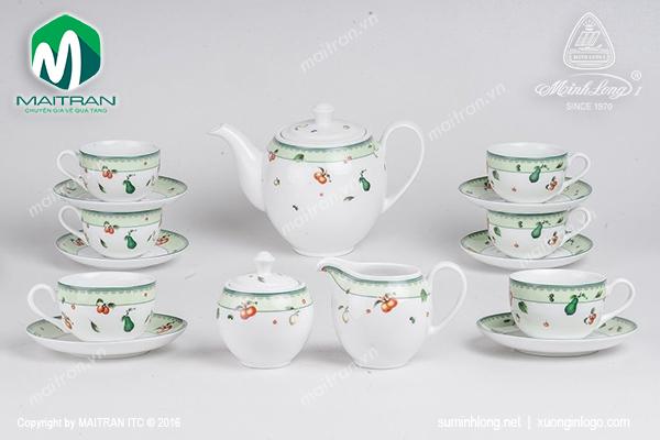 Bộ trà 1.1L Camellia Quả Ngọt