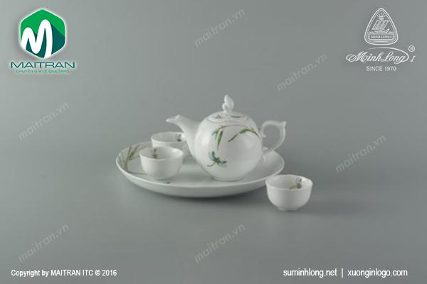 Bộ trà 0.3L Thanh Trúc