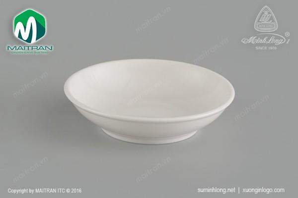 Ly's Horeca gốm sứ Minh Long Chén chấm 7cm Jasmine Ly's Horeca