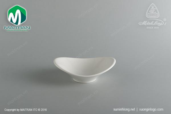 Chén chấm oval 9 x 6cm Anh Vũ