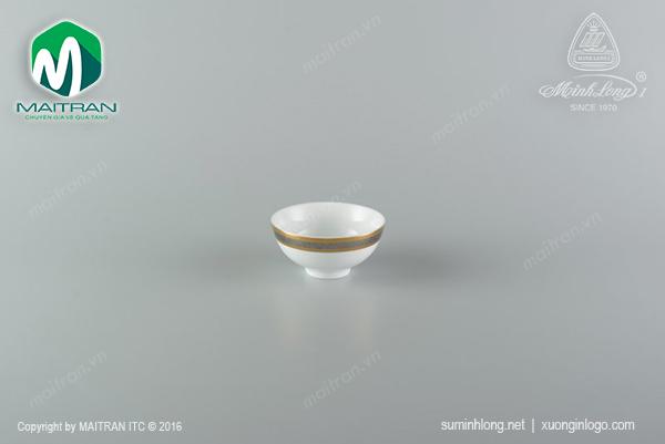 Chén cơm 11.5 cm Sago Hoa Hồng