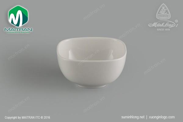 Ly's Horeca gốm sứ Minh Long Chén cơm 10cm Gourmet