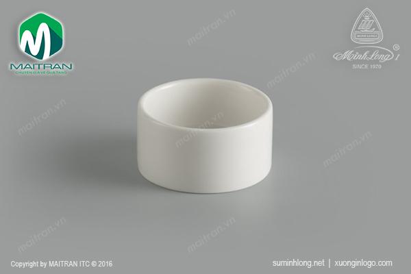 Chum thấp gốm sứ Minh Long Gourmet 3cm