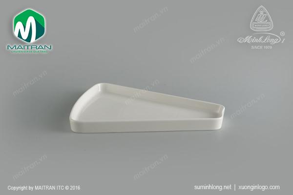 Dĩa cánh quạt Gourmet Ly's Horeca 28cm