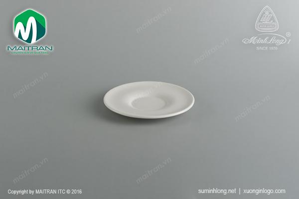 Dĩa lót thố súp 17.5 cm Anh Vũ Ly's Horeca
