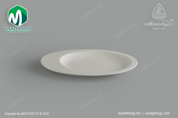 Dĩa oval một ngăn Gourmet Ly's Horeca 26cm