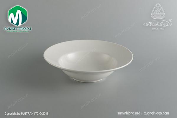 Dĩa súp 24.2 cm Anh Vũ Ly's Horeca