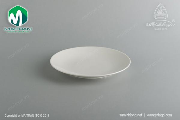Dĩa tròn ảo Daisy Ly's Horeca 16 cm