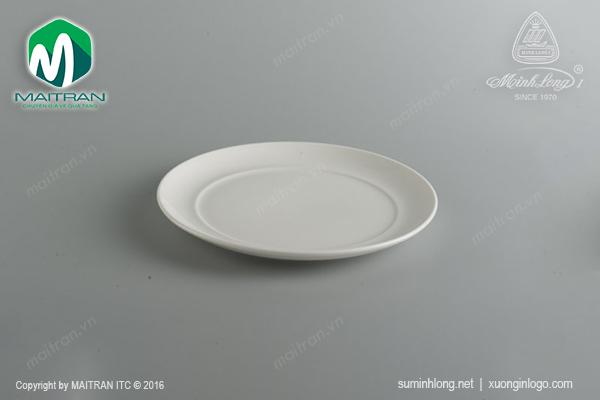 Dĩa tròn lòng phẳng Anh Vũ Ly's Horeca 22 cm