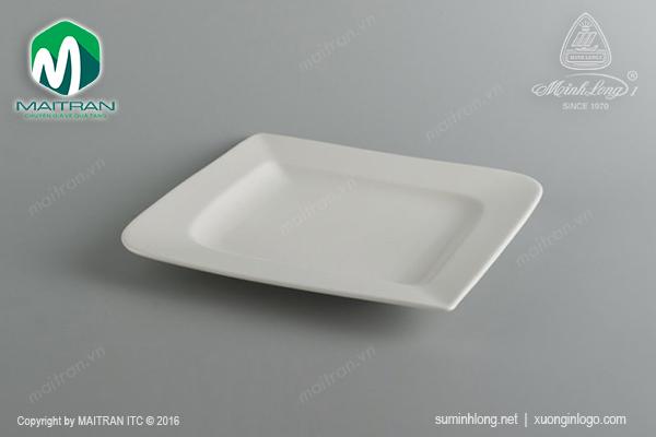 Dĩa vuông Anh Vũ Ly's Horeca 18.5 cm