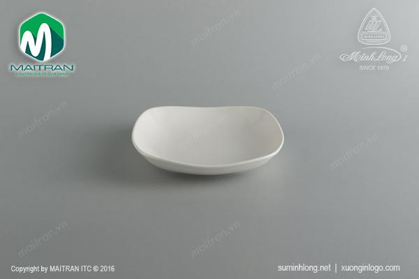 Dĩa vuông sâu Anh Vũ Ly's Horeca 20 cm
