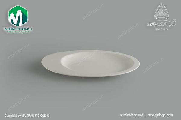 Dĩa Oval một ngăn Ly's Horeca