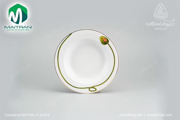Dĩa súp 20 cm Camellia Kết Duyên