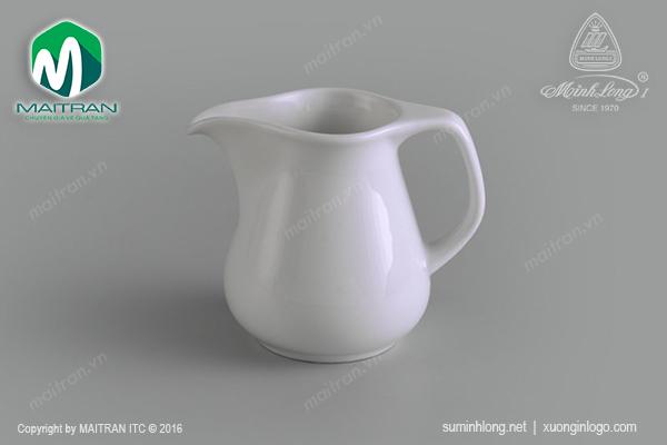 Rót sữa gốm sứ Minh Long Jasmine