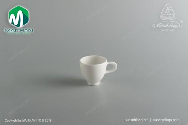 Ly's Horeca gốm sứ Minh Long Tách Espresso 0.07L Ly's Horeca