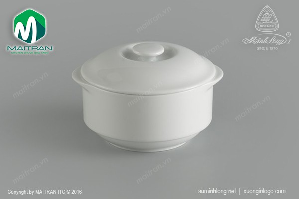 Ly's Horeca gốm sứ Minh Long Thố cá nhân 9.7 cm Jasmine Ly's Horeca
