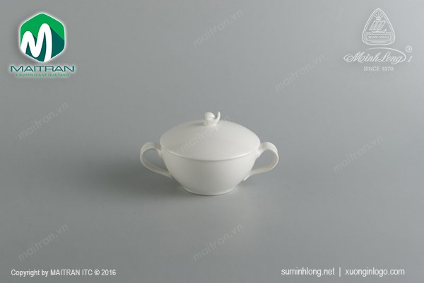 Ly's Horeca gốm sứ Minh Long Thố súp 0.3L Anh Vũ Lys Horeca