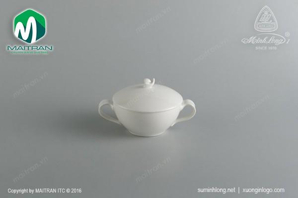 Ly's Horeca gốm sứ Minh Long Thố súp 0.3L Anh Vũ Ly's Horeca