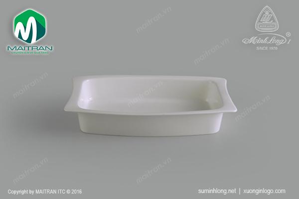 Tô chữ nhật Gourmet Ly's Horeca 30 x 20 cm