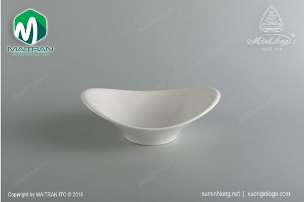 Tô oval cạn Anh Vũ Ly's Horeca 20 x 15 cm