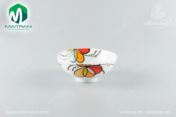 Tô gốm sứ Minh Long Tô trung Bóng Bay 20 cm
