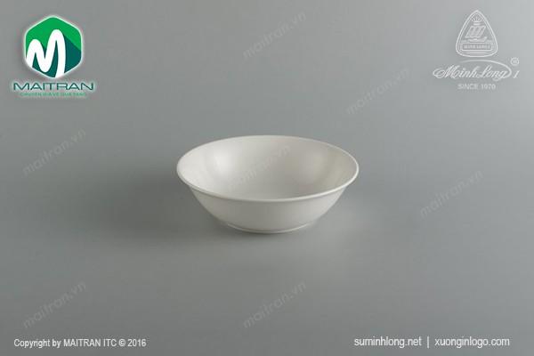 Ly's Horeca gốm sứ Minh Long Tô thấp 18 cm Daisy Ly's Horeca